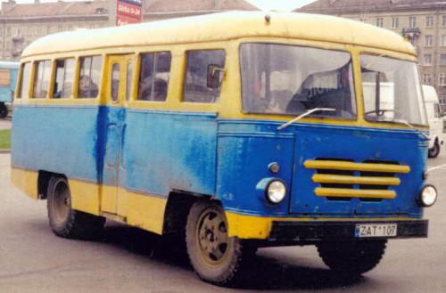 KAG-3 autobusas Klaipėdoje