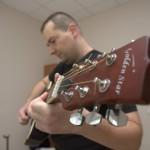 Darius Gylys, gitaros mokytojas