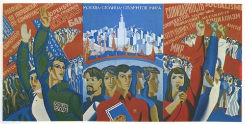 Sovietiniai plakatai
