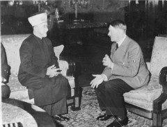 Haj Amin Al Hussejni ir Adolfas Hitleris