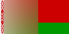 Baltarusijos vėliava ir spalvos