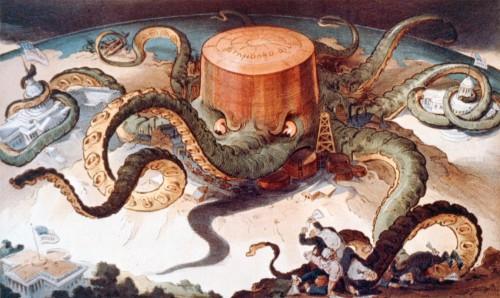 Standard Oil aštuonkojis