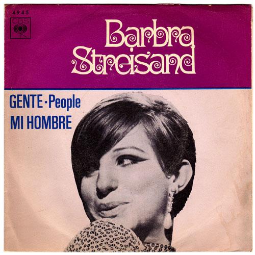 Barbra Streisand - Evelina Sašenko