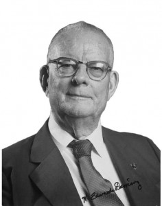 Edward Deming