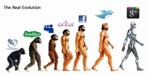 Socialiniai tinklai ir jų evoliucija