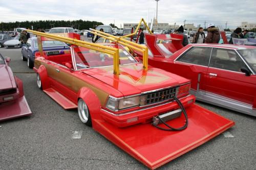 Japoniškas auto tiuningas