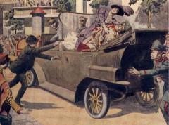 Erchercogo Franco Ferdinando nužudymas Sarajeve, 1914 metai