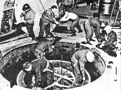 Haigerloch branduolinio reaktoriaus Vokietijoje išmontavimas