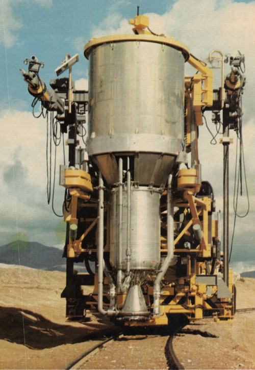NERVA - Nuclear Engine for Rocket Vehicle Application
