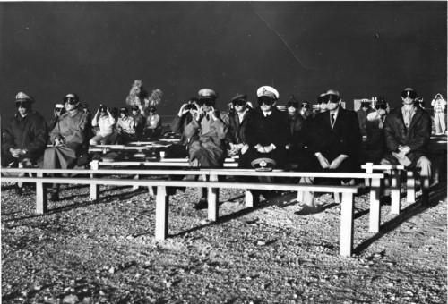 Branduolinio sprogimo stebėtojai, Operation Plumbbob, 1957 metai