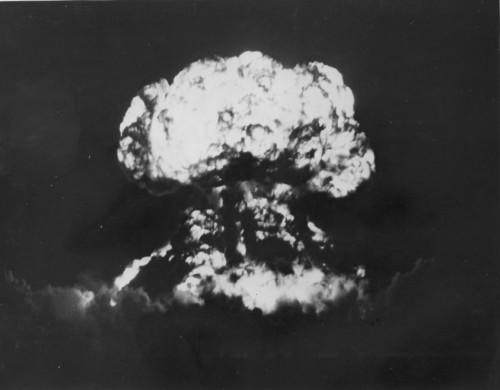 Atominis sprogimas, Upshot Knothole branduolinis testas