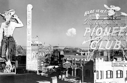 1951 atominis bandymas, Las Vegas
