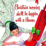 Geriausia dovana žmonai Kalėdoms - tai dulkių siurblys, kad žinotų, ką iš pat ryto veikti