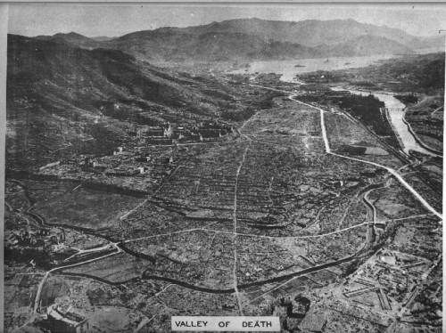 Nagasakis po atominio sprogimo