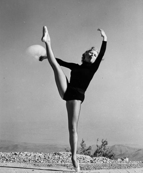 Branduolinė šokėja