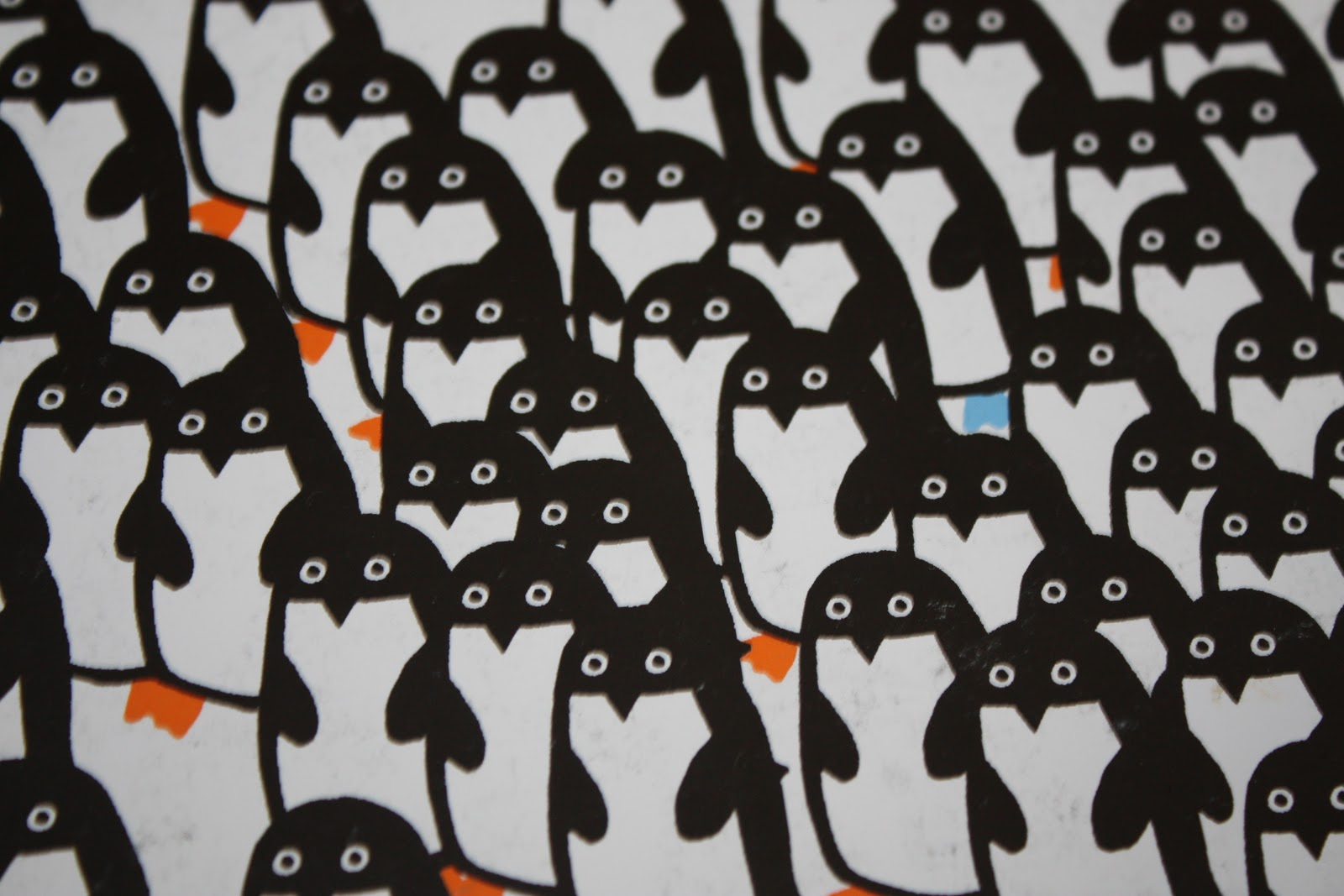 Minia pingvinų