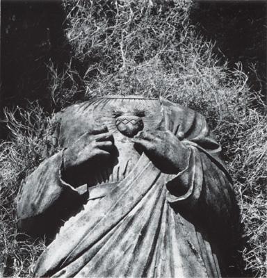 Šventojo statula Nagasakyje