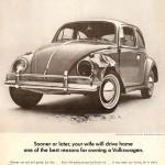 Negi pirksi bobai padorią mašiną? Pirk Volkswagen, nes visvien sudaužys!