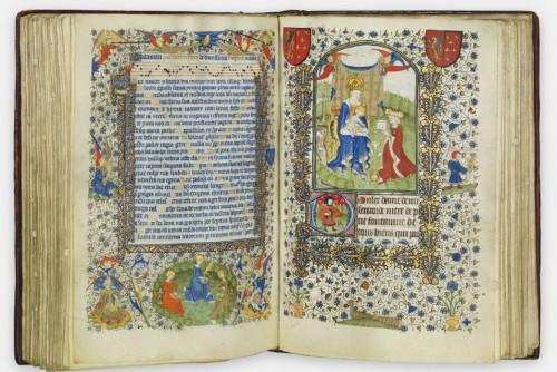 Cauchon Hours, XV amžiaus vidurio knyga