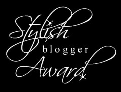 Stylish Blogger Award - Stilingiausio Blogerio Apdovanojimas