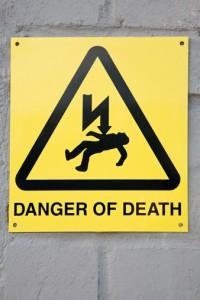 Mirtinas pavojus