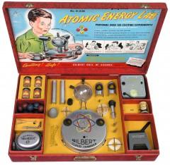 Gilberto atominės energijos laboratorija vaikams