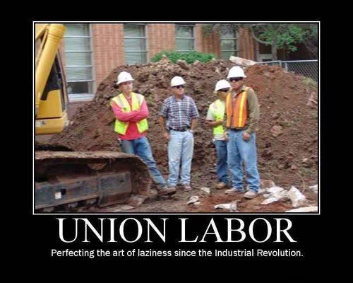 Profsąjungos ir darbuotojai