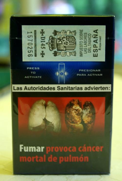 Camel cigaretės
