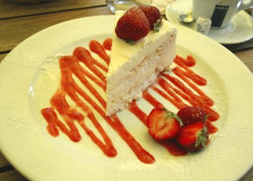 Kaišiadorių Toskana. Ledų tortas.