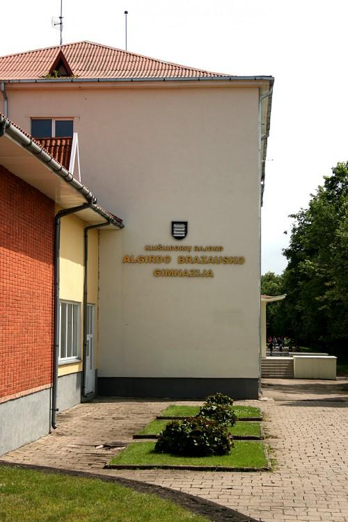 Algirdo Mykolo Brazausko gimnazija