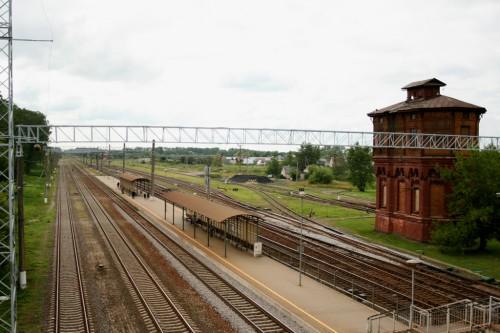 Kaišiadorių geležinkelio stoties vandentiekio bokštas