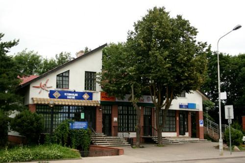 Paslaugų ir prekybos centras Kaišiadoryse