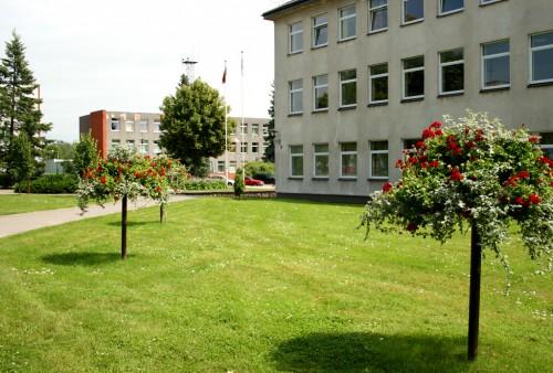 Kaišiadorys, savivaldybės pastatas