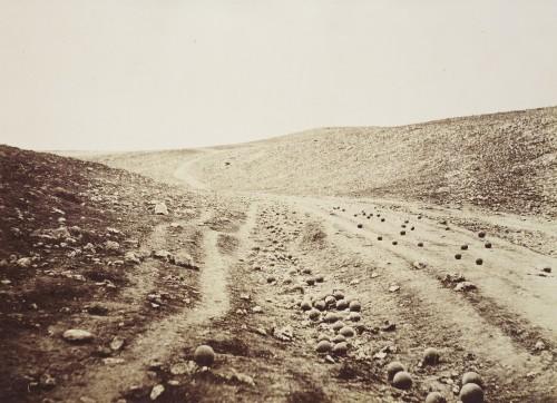 Mirties šešėlio slėnis, 1855 metai
