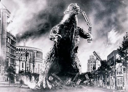 Godzilla aka Gojira
