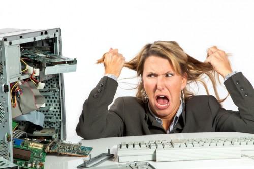 Moteris ir kompiuteris