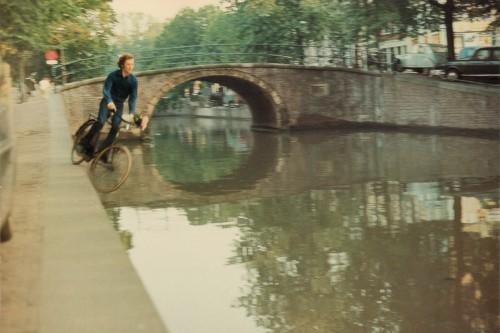 Bas Jan Ader, Kritimas. Amsterdamas, 1970.