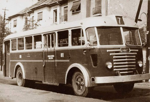 Ikarus-60 autobusas
