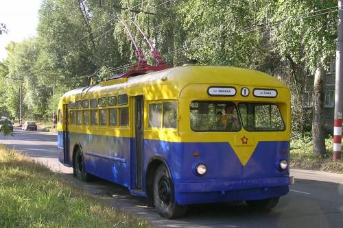 MTB-82 troleibusas