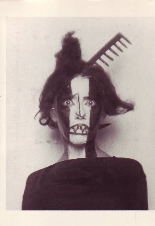 Man Ray. Bronislava Nijinska, 1929 metai.