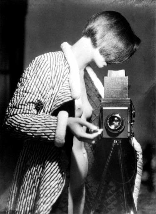 Marianne Breslauer. Autoportretas. Berlynas, 1933