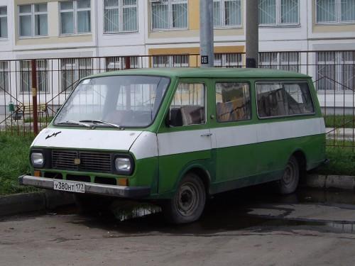 RAF-2203 Latvija