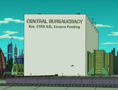 Totalinė biurokratija
