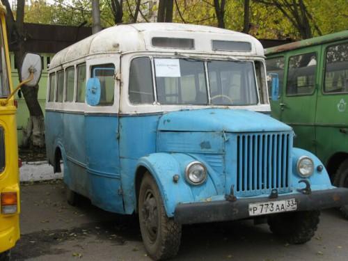 KAVZ-651 / GZA-651 autobusas