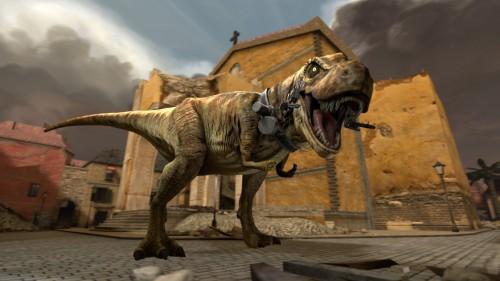 Dinozauras tiranozauras T-Rex