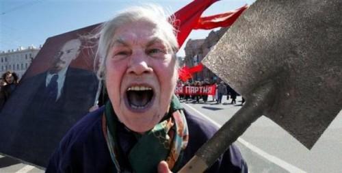 Komunistinė boba