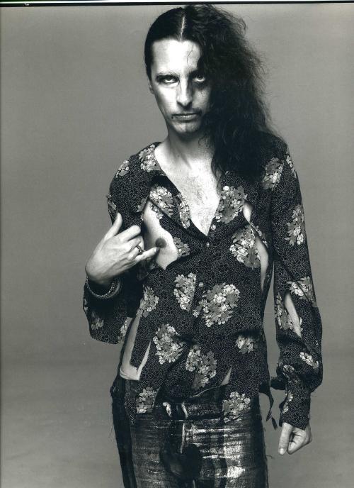 Alice Cooper, Richar Avendon nuotrauka, 1968 metai
