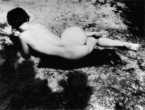 Nuoga moteris, Raoul Hausmann, 1930
