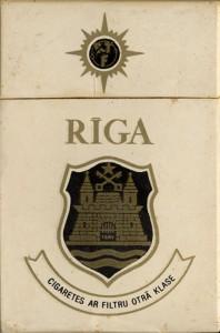 Cigaretės Riga