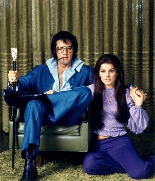 Elvis ir Priscilla Presley